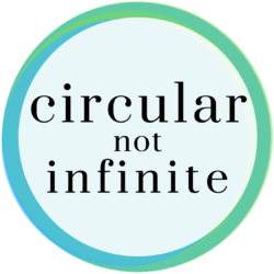 circular not infinite