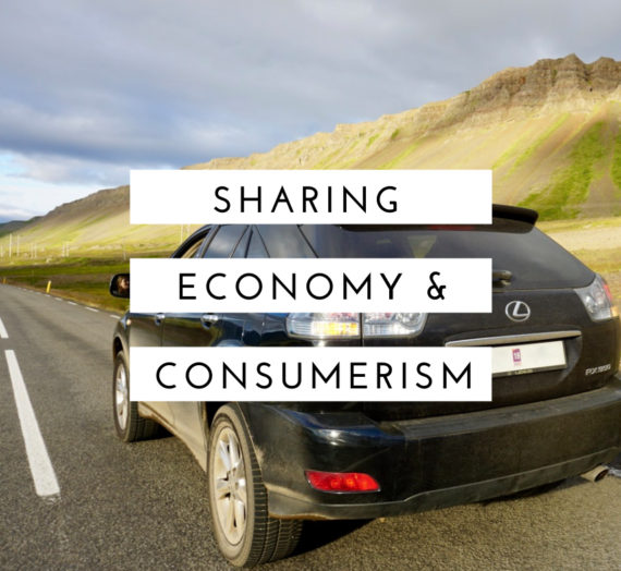 Can the subscription and sharing economies decrease consumerism?