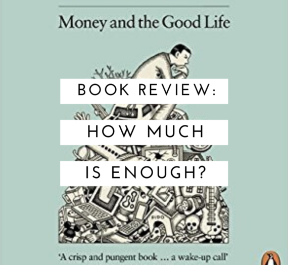 Book review: How much is enough?